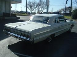 1964 Impala Two Door Hardtop White (5)