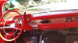 1957 Chevy Belair Hardtop White (17)