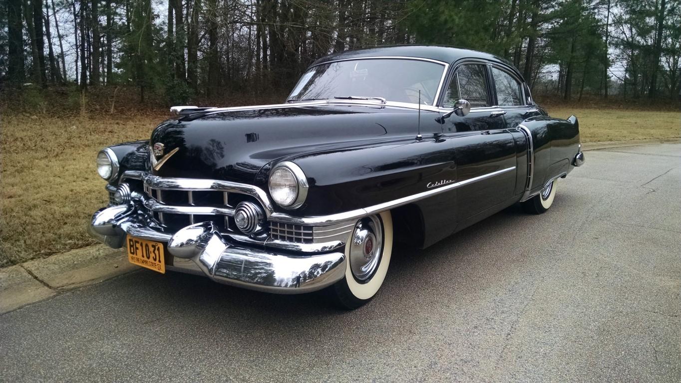 1951 Cadillac