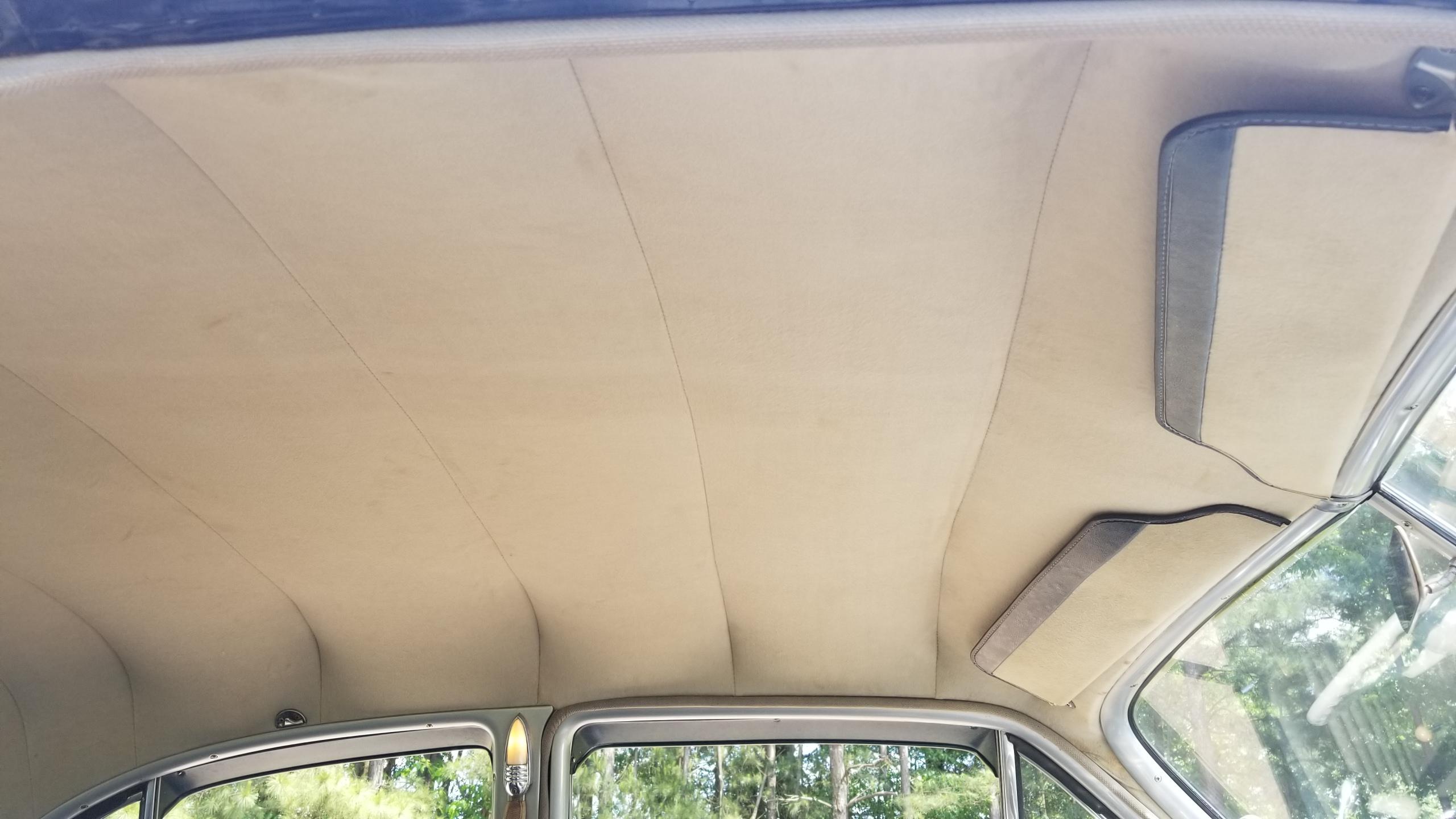 1950 Ford Tudor Custom Deluxe