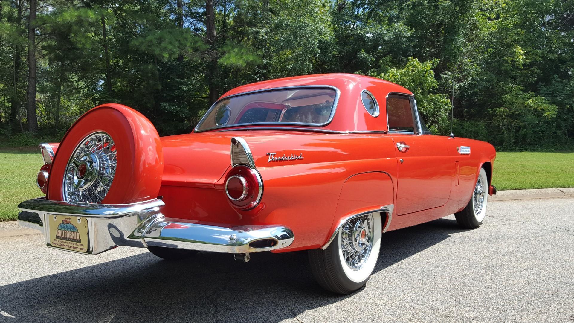 1956 Thunderbird (17)