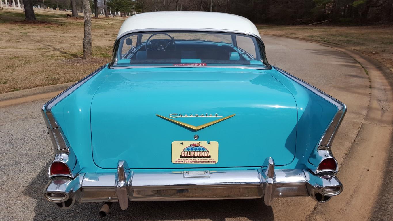 1957 Chevy Bel Air Sport Sedan (12)