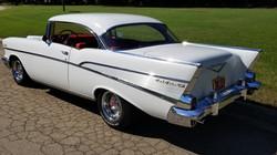 1957 Chevy Belair Hardtop White (27)