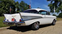 1957 Chevy Belair Hardtop White (34)
