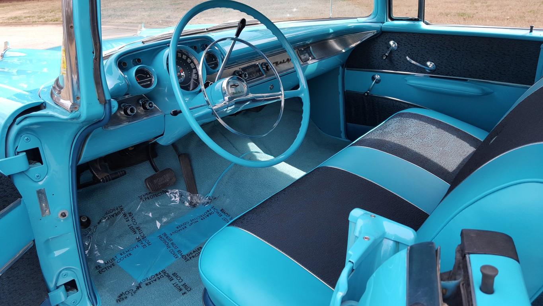 1957 Chevy Bel Air Sport Sedan (15)