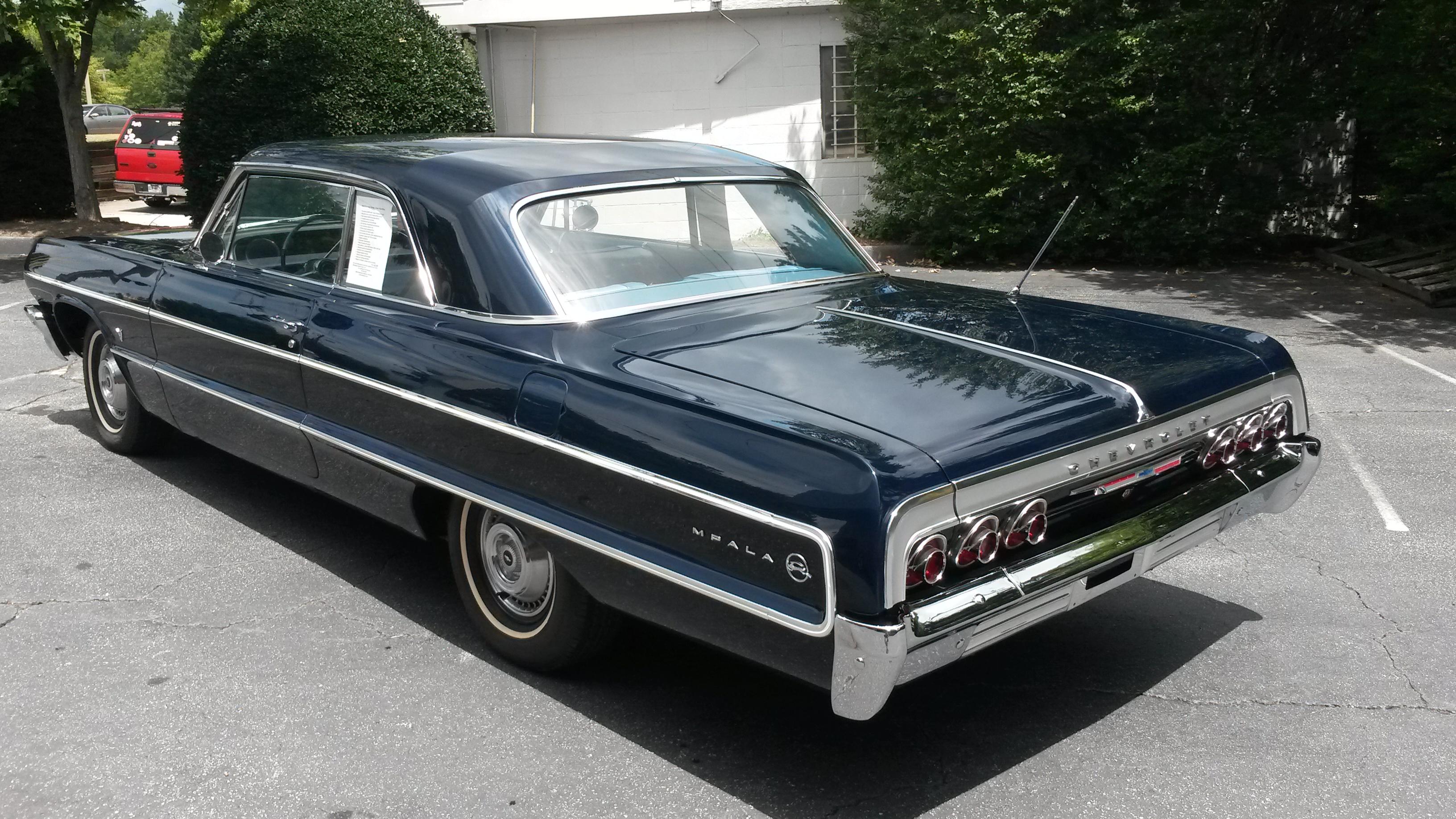 1964 Impala Two Door Hardtop (9)