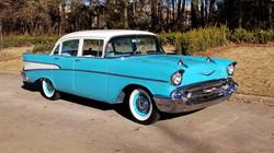 1957 Chevy 210 4 Door (5)