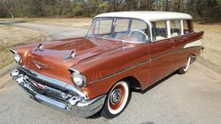 1957 Chevy 210 Wagon (20) (Medium)