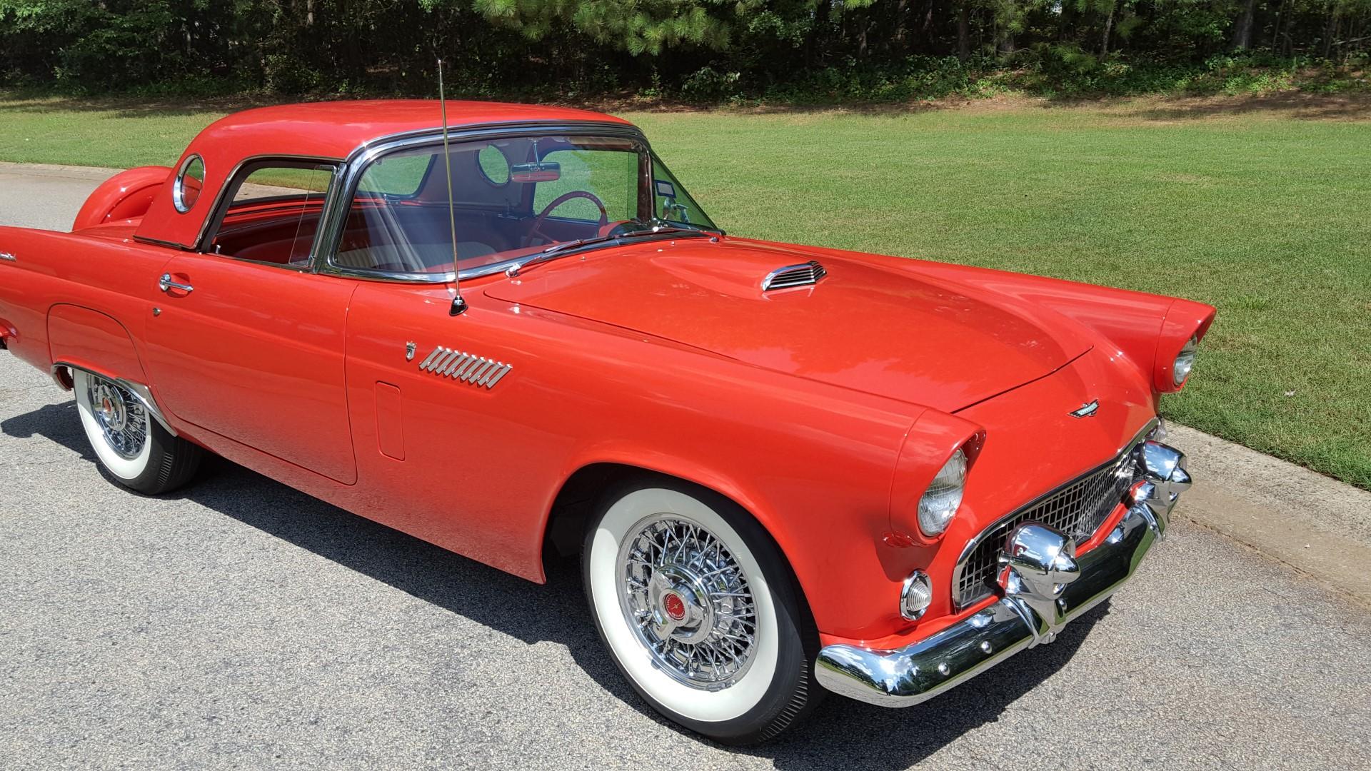 1956 Thunderbird (13)