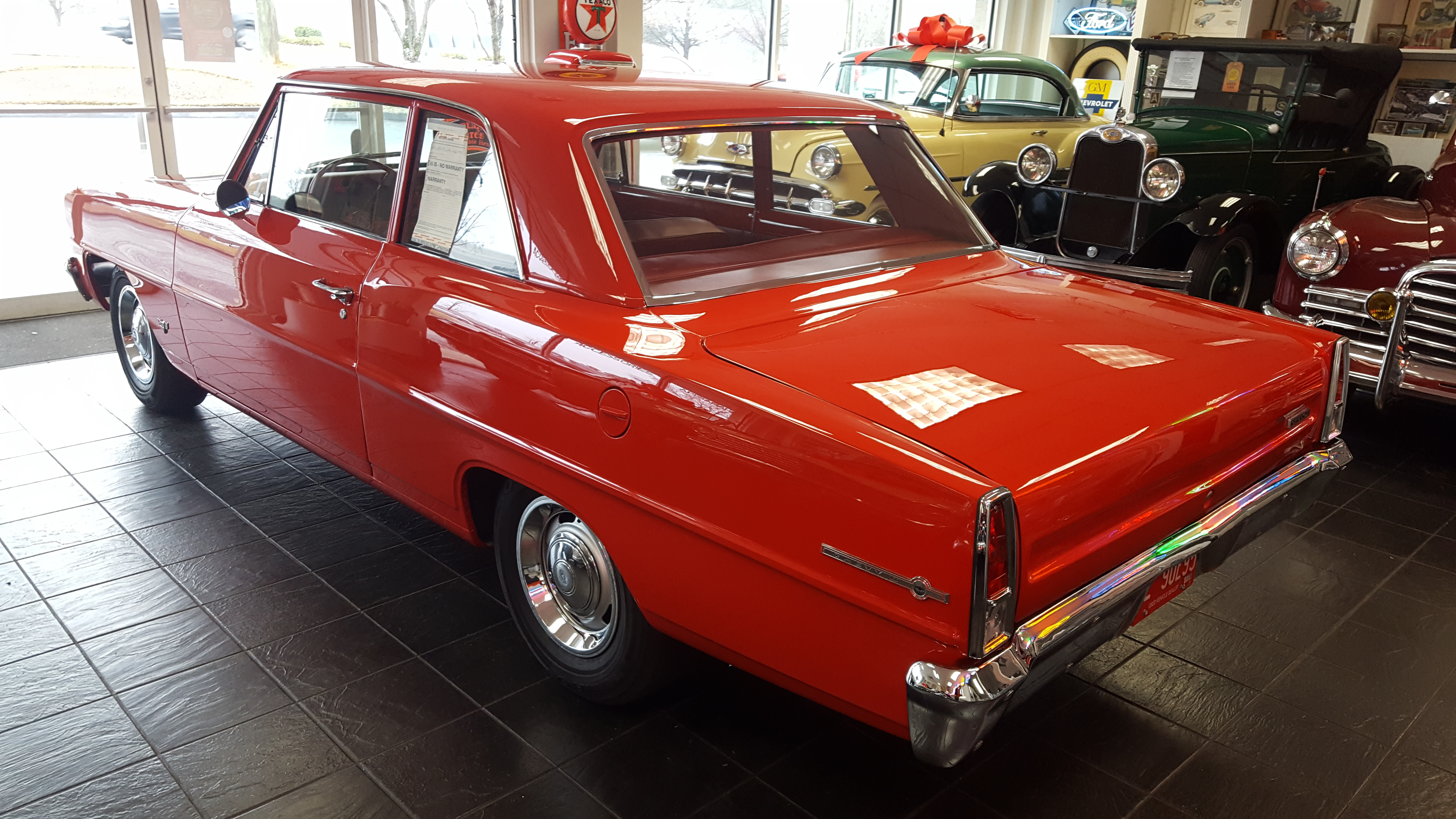 1966 Chevy II 400 (7)