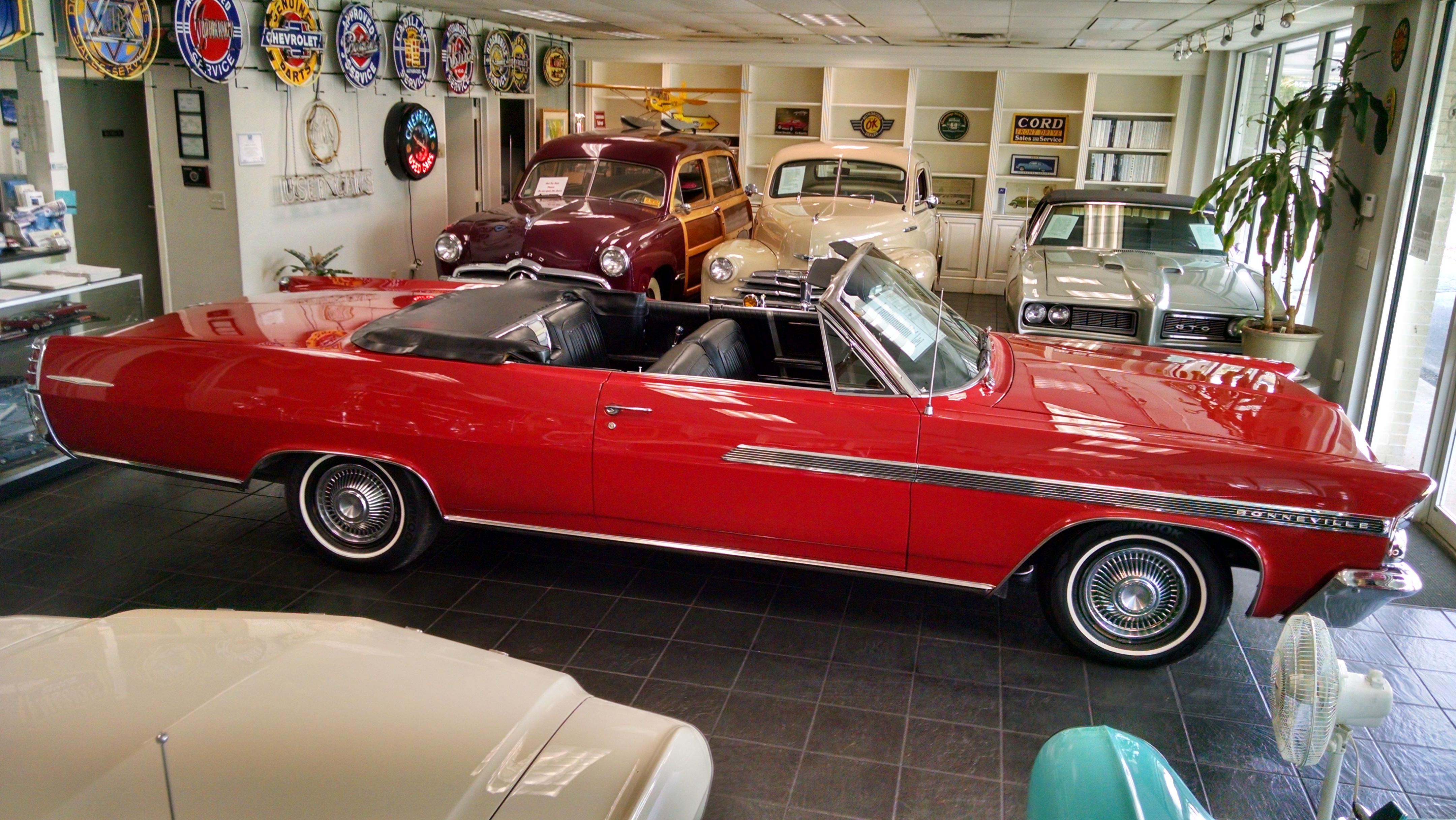 1963 Bonneville Convertible (2)