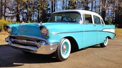 1957 Chevy 210 4 Door (15)