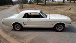1966 Mustang Coupe White (3) (Medium)