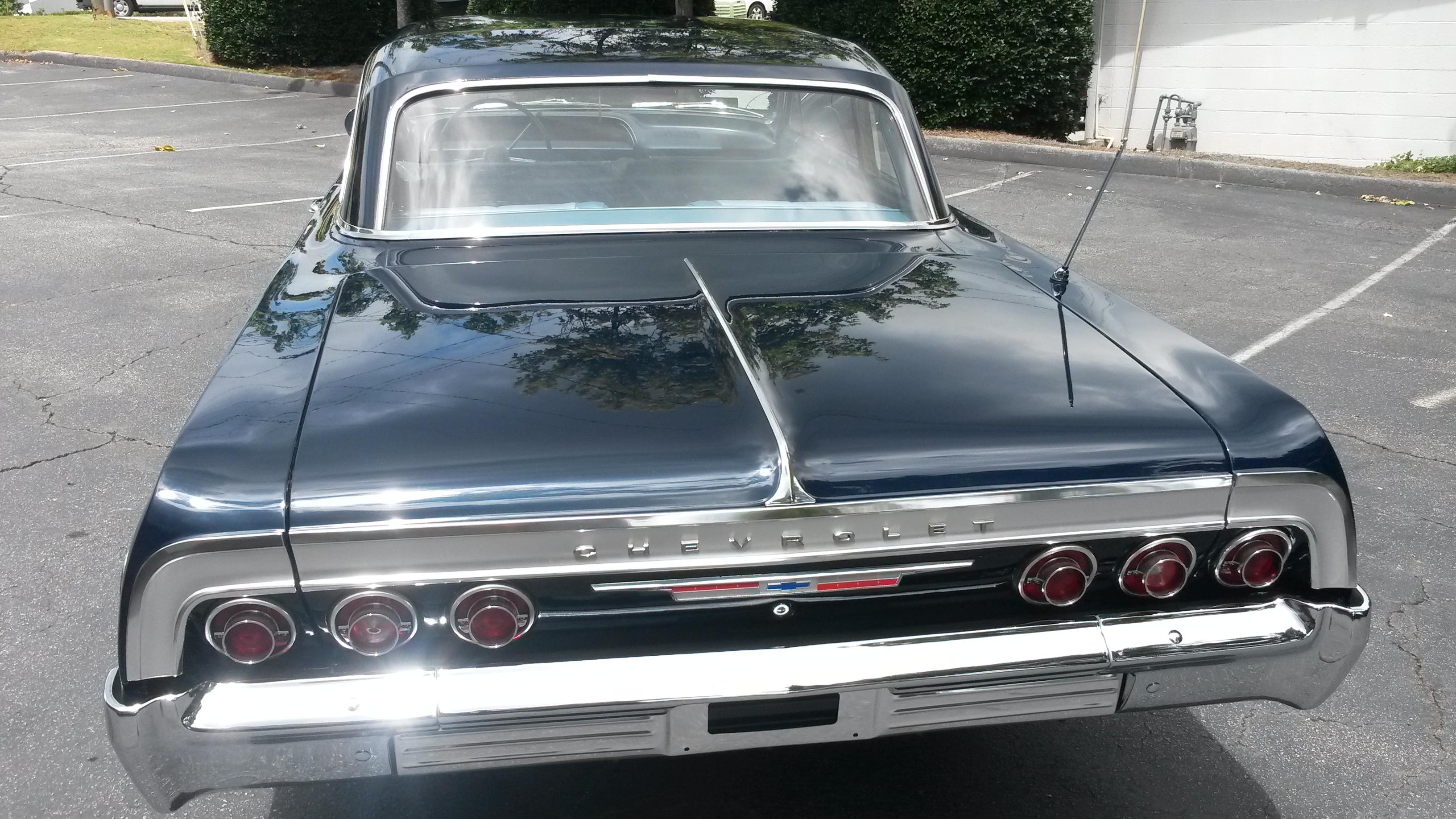1964 Impala Two Door Hardtop (10)