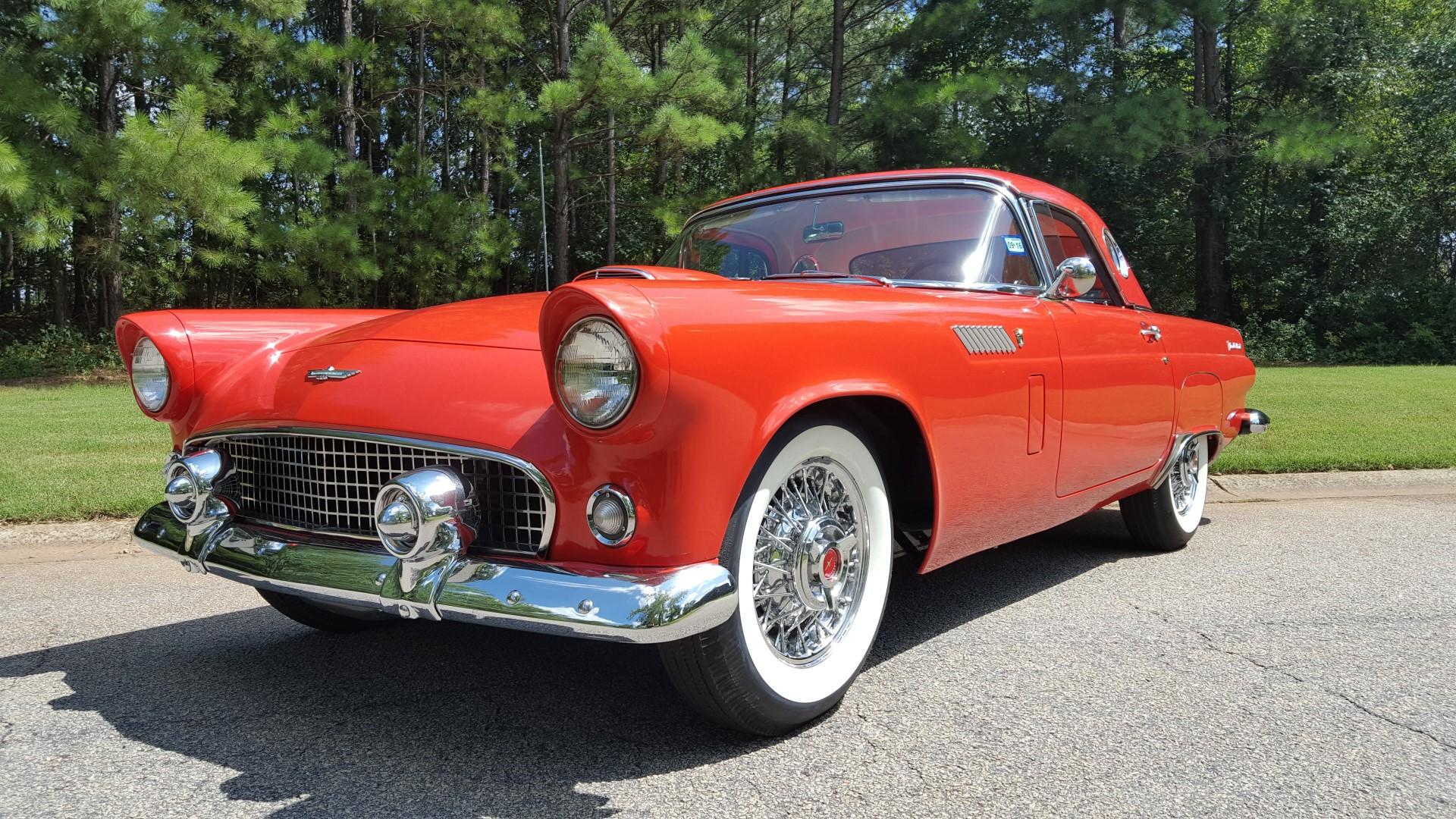 1956 Thunderbird (2)