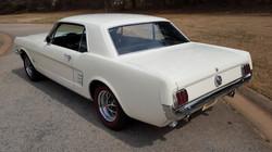 1966 Mustang Coupe White (24) (Medium)