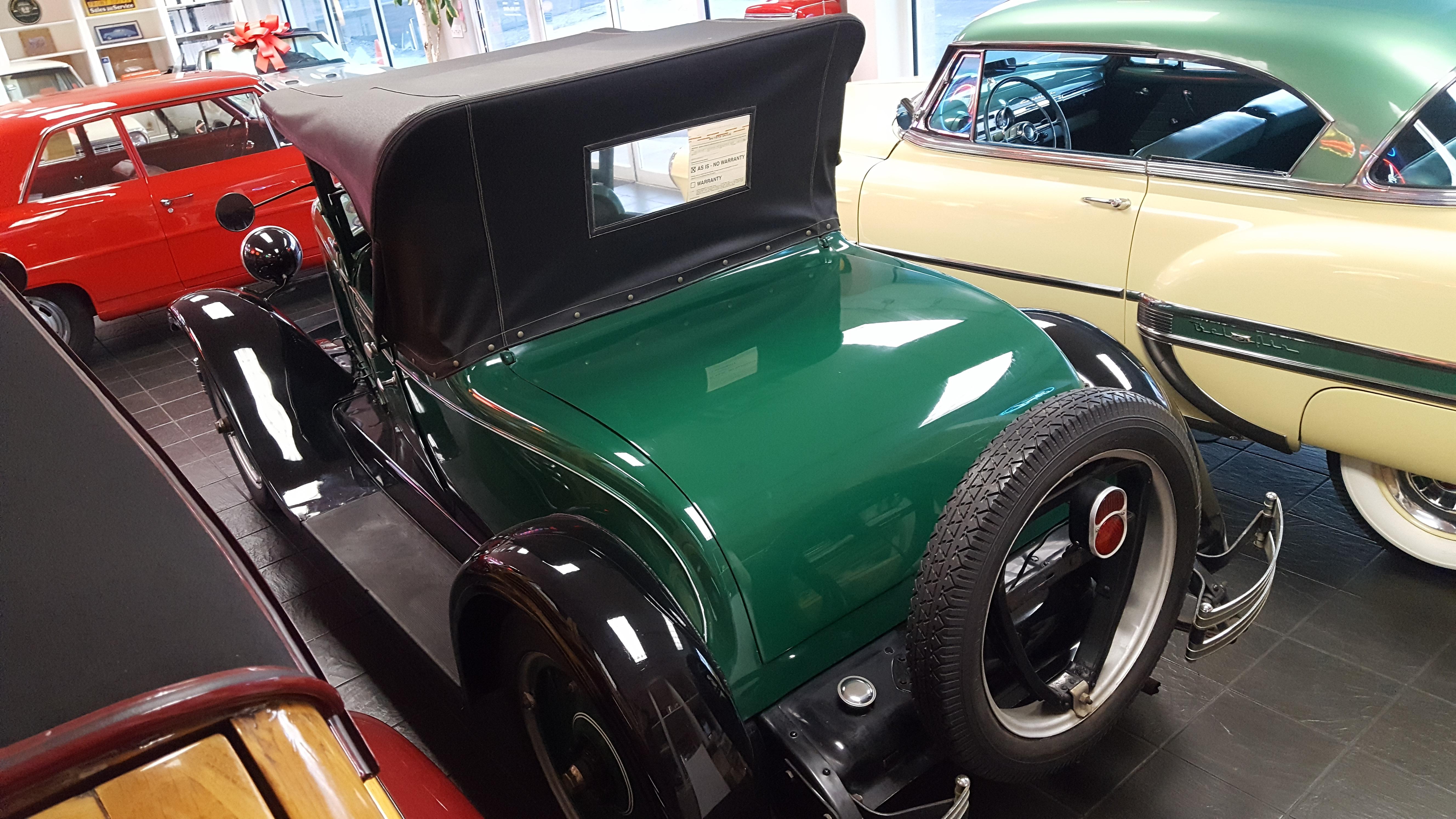 1928 Chevrolet Sport Roadster (5)