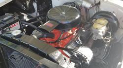1957 Chevy Belair Hardtop White (18)