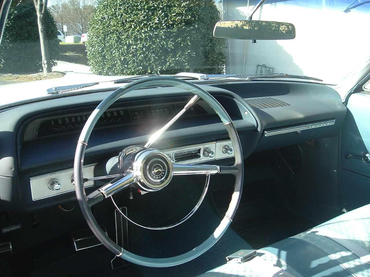 1964 Impala Two Door Hardtop White (11)