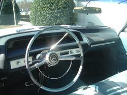 1964 Impala Two Door Hardtop White (11)