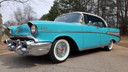 1957 Chevy Bel Air Sport Sedan (37)