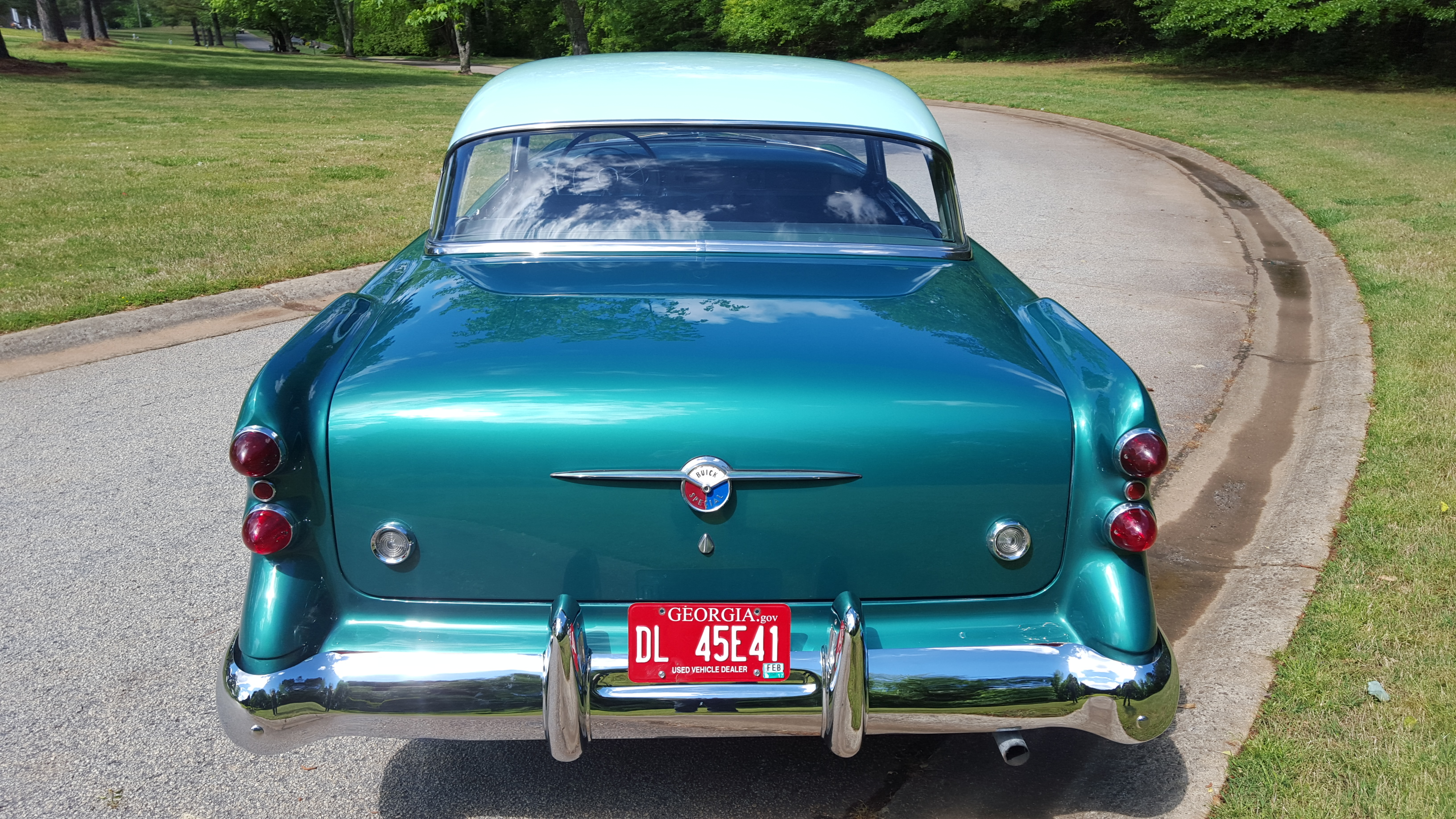 1954 Buick Special (6)