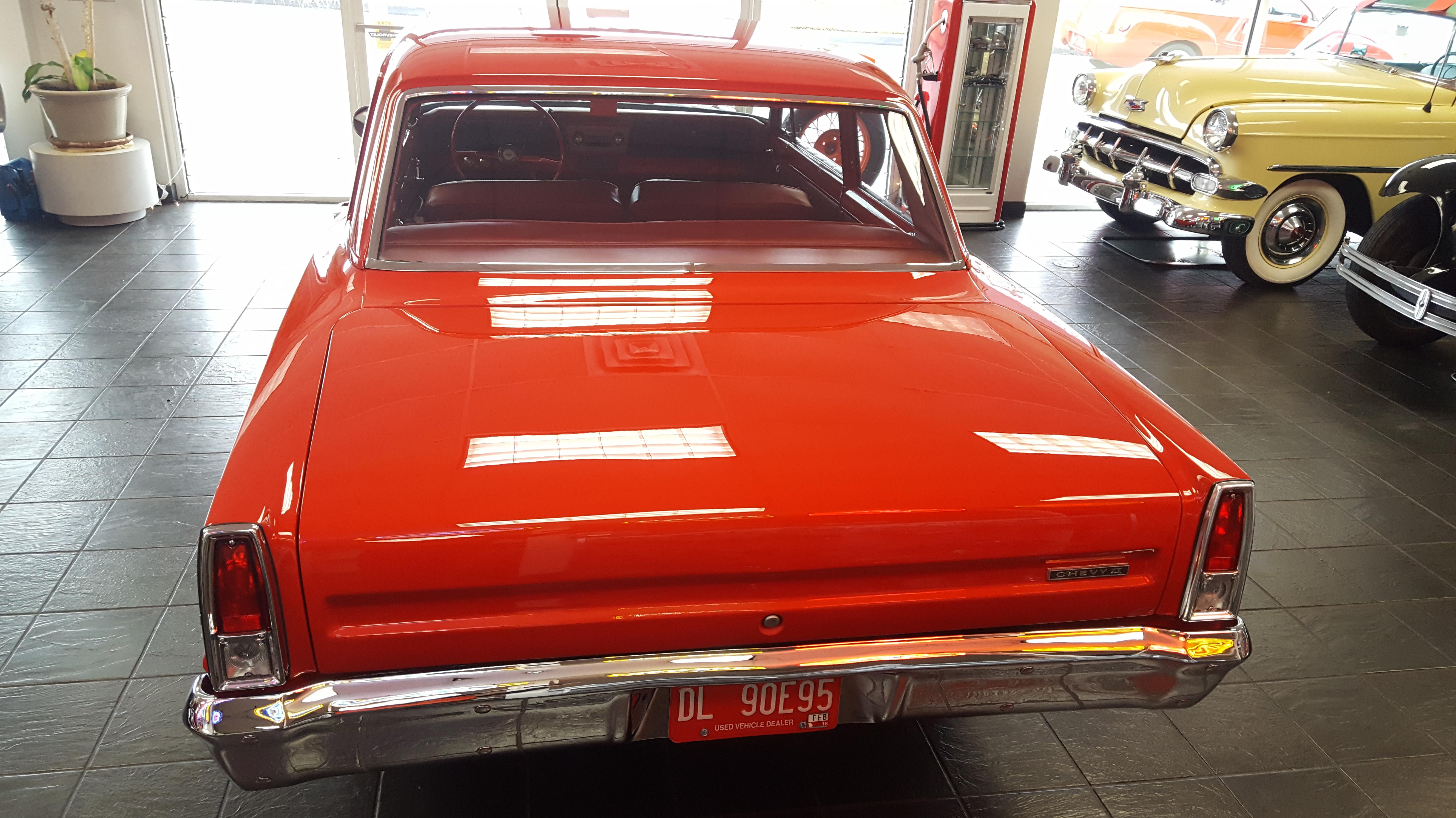 1966 Chevy II 400 (8)