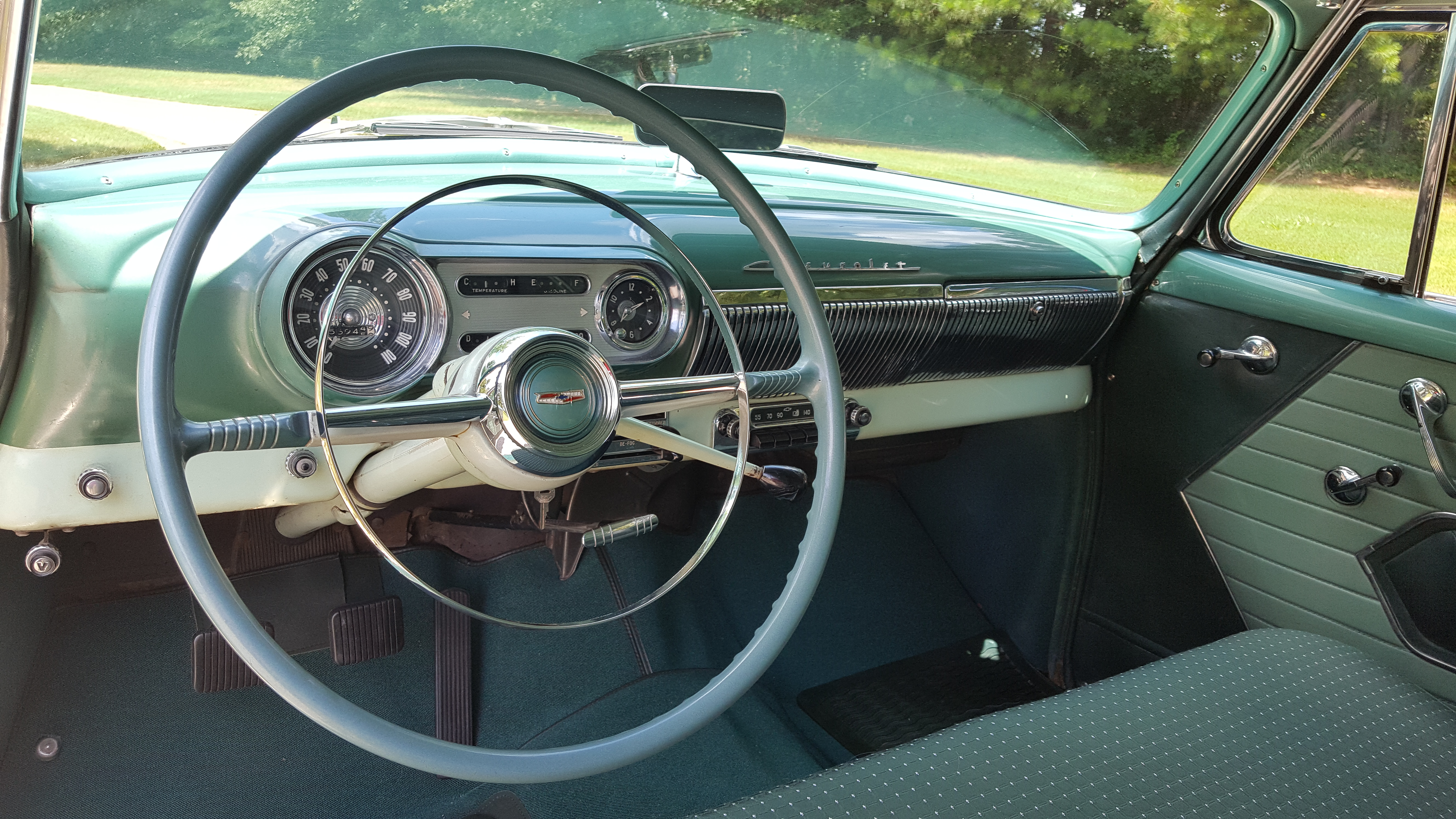 1954 Chevy Bel Air Hardtop (20)