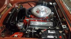 1957 Thunderbird Engine (4)