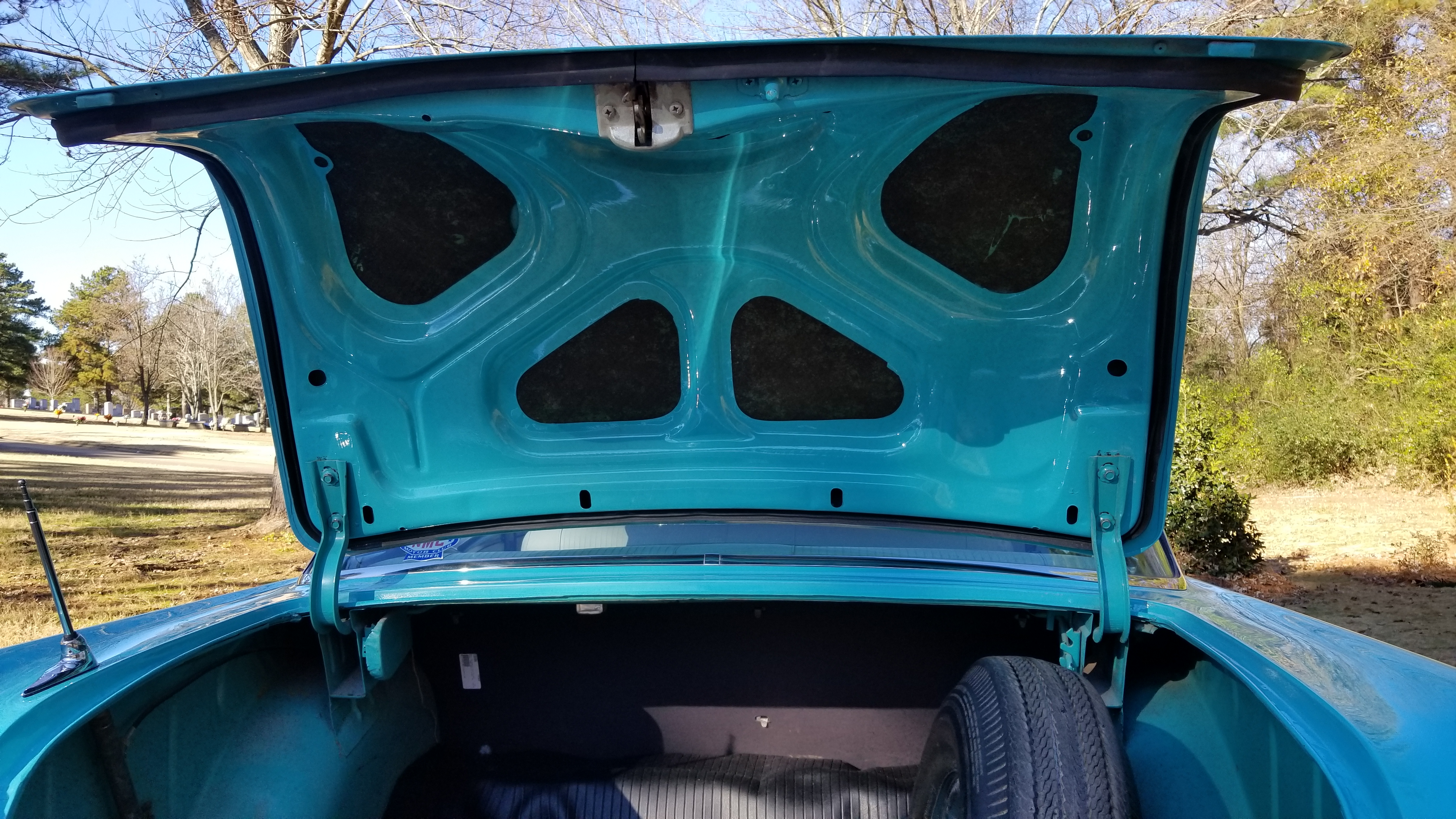 1957 Chevy 210 4 Door (40)