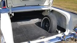 1957 Chevy Belair Hardtop White (42)