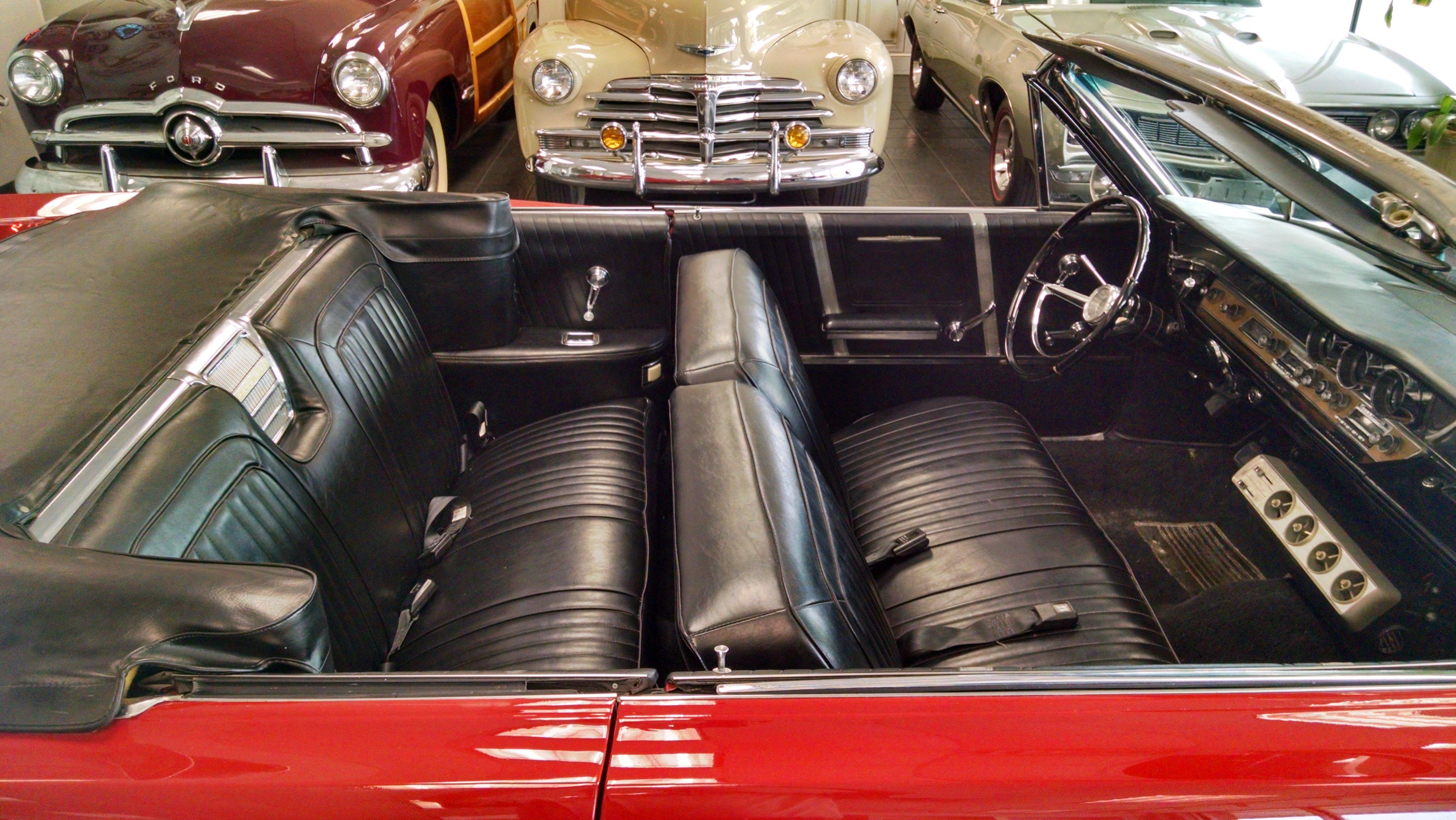 1963 Bonneville Convertible (11)