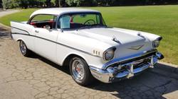 1957 Chevy Belair Hardtop White (30)