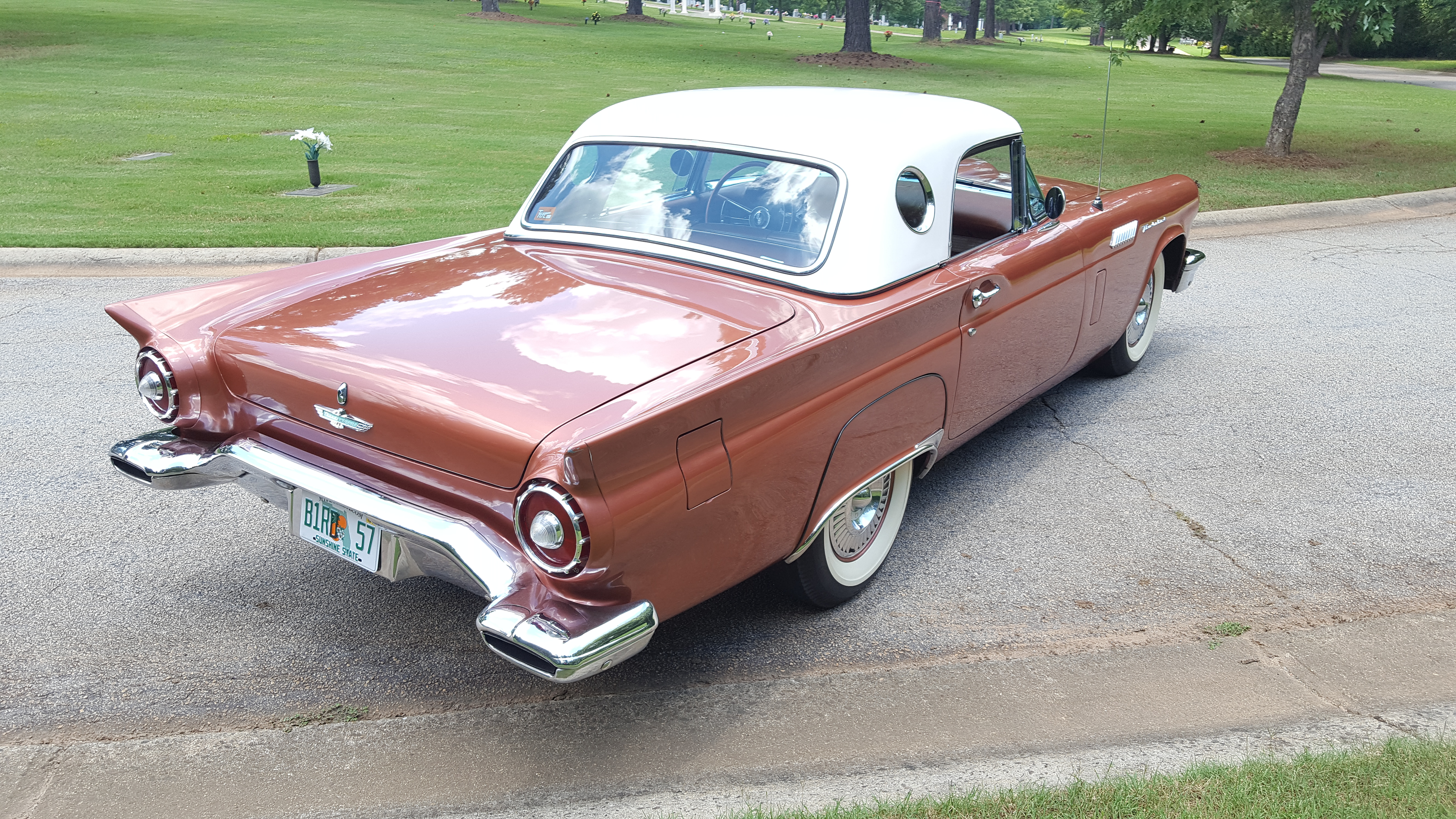1957 Thunderbird (20)