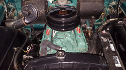 Completed Engine Detail (6)