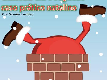 Canvas de Projeto: caso prático natalino