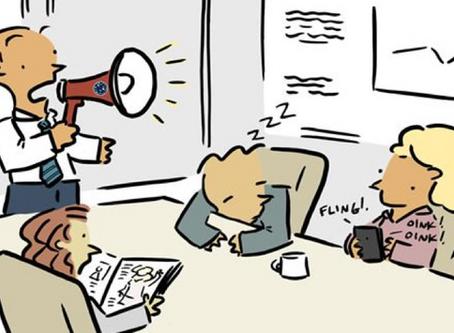 Scrum e o mito da criação de uma cultura de reuniões