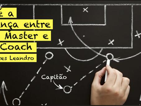 Qual é a diferença entre Scrum Master e Agile Coach (atualizado com contribuição do Vitor Massari)