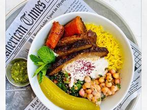 Jaffa Brisket Rice Bowl