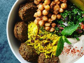 Jaffa Falafel Bowl