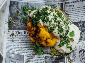 Jaffa Turmeric Cauliflower