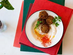 Jaffa Side of Vegan Falafel