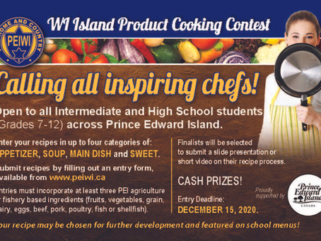 WI Island Product Cooking Contest
