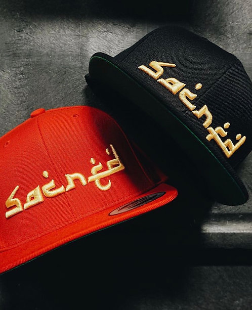 """I AM Sacred"" Snap Back"