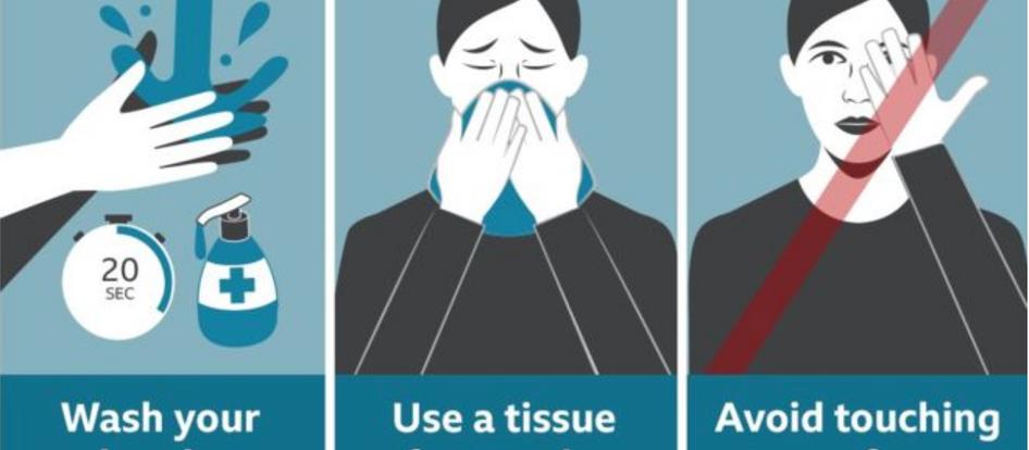 Coronavirus: How to stay safe