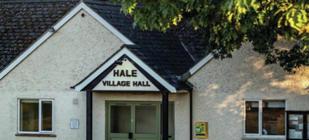 Hale Village Hall picture