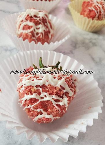Strawberry crunch Strawberry