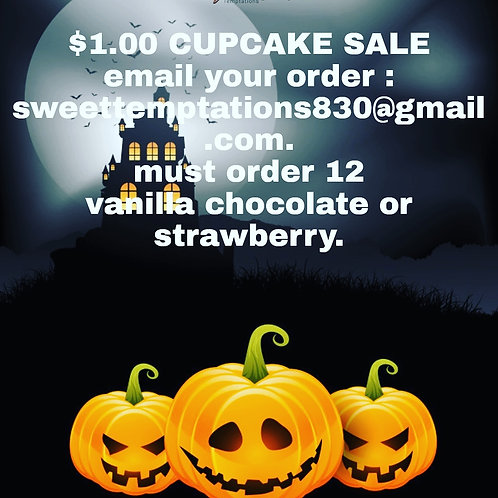 Halloween special pre-order must or 12.