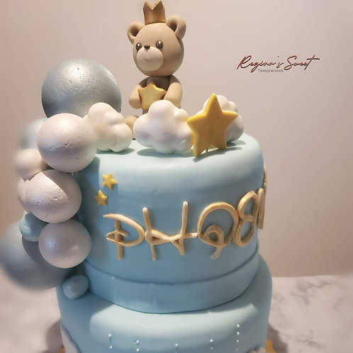 Baby shower cake $300 and up