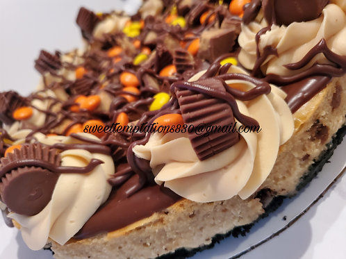 Resses peanut butter cheesecake
